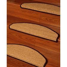 demilune stair tread rugs you u0027ll love wayfair