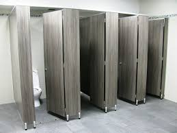 Bathroom Stall Doors Bathroom Contemporary Bathroom Stall Dividers Regarding Bathroom