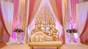 Indian Engagement Decoration Ideas Home by Khazana Creations Wedding U0026 Event Decor Brampton