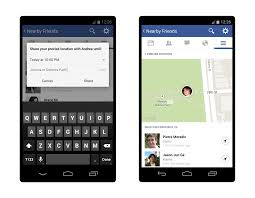 facebook launches u201cnearby friends u201d with opt in real time location