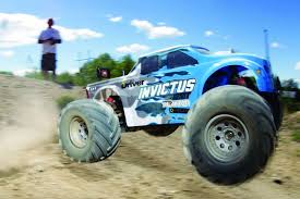 helion invictus 10mt rc monster truck review rc driver