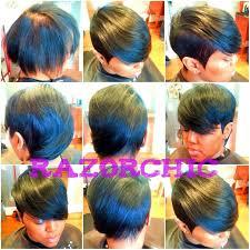 razor chic hairstyles hair makeup nail gallery head2toe magazine