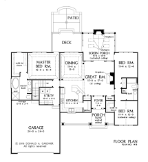 vaulted ceiling floor plans home plan 1418 u2013 now available houseplansblog dongardner com