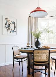 the griffith park dining nook reveal emily henderson
