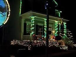 dancing christmas lights on jeater bend drive in celebration fl