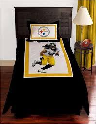 Pittsburgh Steelers Comforter Steelers Bedding Sets Twin Home Design U0026 Remodeling Ideas