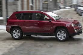 review on jeep compass 2016 jeep compass car review autotrader