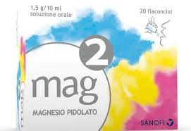 le proprietã magnesio supremo mag 2 magnesio pidolato benefici e effetti collaterali