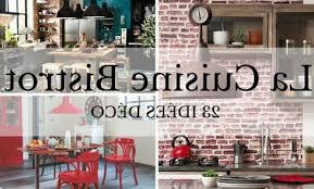 lapeyre cuisine bistrot décoration cuisine bistrot deco 99 la rochelle cuisine