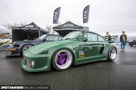 porsche 930 turbo flatnose 930 archives speedhunters