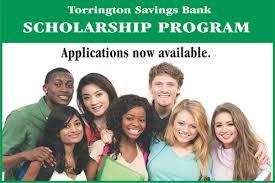 tsb scholarship program news torrington savings bank