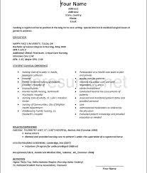 resume simple resume image 35571 plgsa org