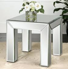 mirrored end table set mirrored end table cheap mirrored nightstands bedroom ideas mirrored
