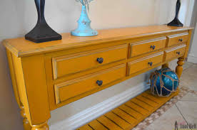 how to build a table with drawers grand island console table her tool belt