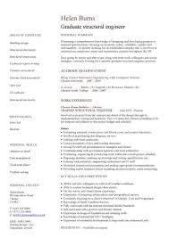 Highway Engineer Resume Cozy Engineering Resume Template 5 Civil Engineering Cv Template