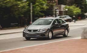 hf honda civic 2014 honda civic hf test review car and driver