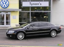 2004 black volkswagen phaeton v8 4motion sedan 22681677