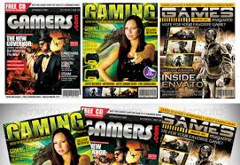 10 best game magazine templates u2013 psd eps ai indesign download
