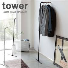 craseal rakuten global market tower toer slim coat hanger