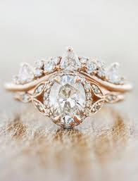 vintage flower rings images Flower engagement ring setting 1 top ideas to try recipes jpg