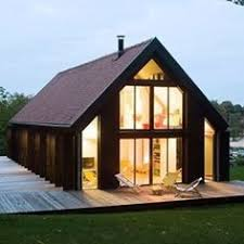 Modern Barn Little Black Barn House Home Design Ideas Eco Home Builds