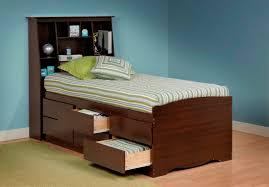 Platform Bed With Mattress Platform Beds With Storage For Children U2014 Modern Storage Twin Bed