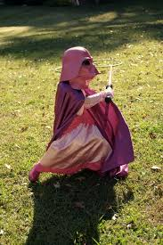 princess darth vader halloween costume