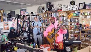 Tiny Desk Npr Thundercat Performs Tiny Desk Concert For Npr