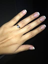 is bridal french manicure out of style now weddingbee page 6