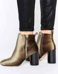 river island womens boots uk simple river island circle heel velvet boot khaki womens