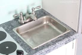 Kitchen Sink Play Diy Play Kitchen From An Entertainment Center Lovely Etc