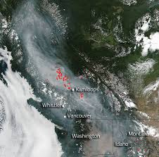Bc Active Wildfires by Temperatures Soar In Portugal And New Fires Break Out Nasa