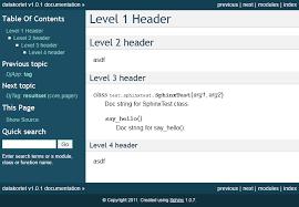 html themes sphinx sphinx adding a new theme tkbe