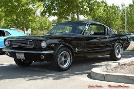 1965 Mustang Black 1965 Ford Mustang Black Car Autos Gallery