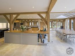 New Build Interior Design Ideas by Timber Frame Design And Timber Frame Additions