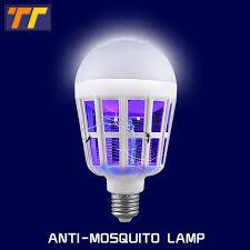 uv light for birds 15w led bulb e27 globe light 2835 smd anti mosquito light bulb
