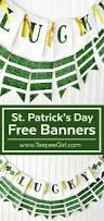 thanksgiving day banners free st patricks day banners