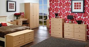 Solid Pine Bedroom Furniture Beech And White Bedroom Furniture Izfurniture
