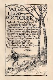 I Love Halloween - why i like october mamie words to live by pinterest autumn