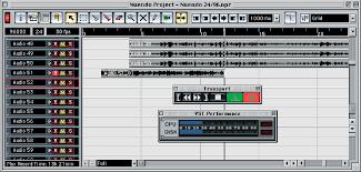 nuendo audiolink 96