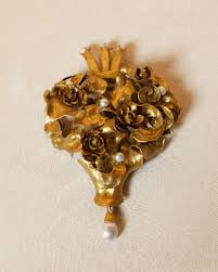 all the rage faux jewelry handcrafted from dried flowers seeds