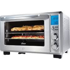 Tfal Toaster Oven Oster Designed For Life 6 Slice Digital Toaster Oven Walmart Com