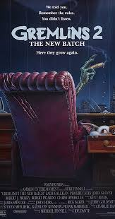 Last Poster Wins Ii New - gremlins 2 the new batch 1990 imdb