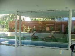 Glass Bifold Doors Exterior Frameless Glass Folding Doors Exterior Exterior Doors Ideas