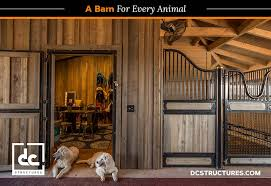 Barn Designs For Horses Dog Kennels And Other Non Horse Barn Designs Dc Structures Blog