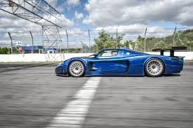 maserati mc12 blue official maserati mc12 vc by edo competition reverse