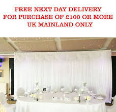 wedding backdrop uk silk wedding backdrop party overlay economy stage drape
