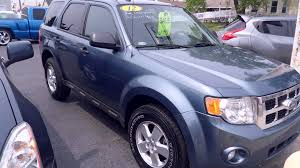 2012 ford escape 4wd 4 dr xlt marks auto sales
