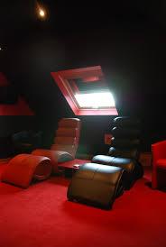 Piece Home Cinema Ouest Combles Aménagement Combles Surélévation Votre Projet De