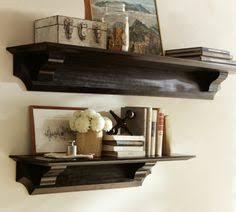 Rustic Wood Ledge Pottery Barn Copycat Pottery Barn Floating Shelf Easy Diy Home Decor Project